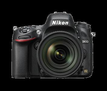 Nikon D610 DSLR Camera