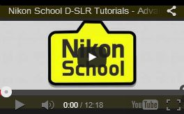 New Series of D-SLR Tutorials